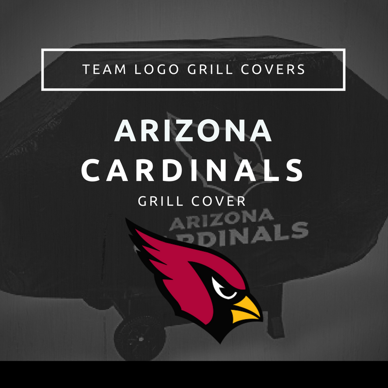 Football Grill Covers Team Logo Grill Covers