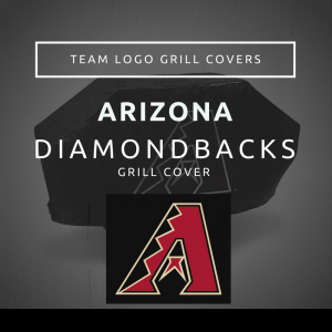 Team Logo Grill Covers, Arizona Diamondbacks