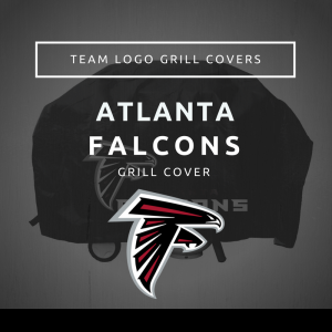 Atlanta Falcons Team Logo Grill Covers