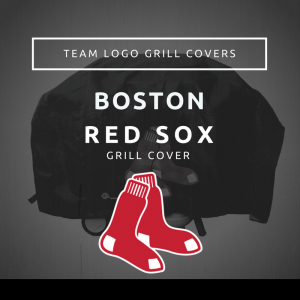 Boston Red Sox Team Logo Grill Covers