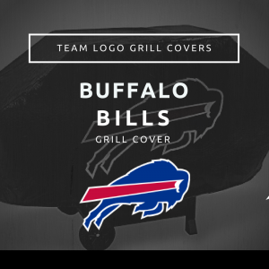 Buffalo Bills Team Logo Grill Covers