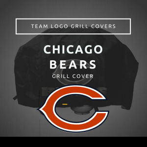 Chicago Bears Team Logo Grill Covers