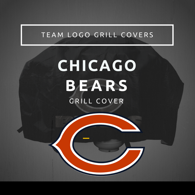 Chicago Bears Grill Cover Team Logo Grill Covers