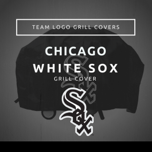 Chicago White Sox Team Logo Grill Covers