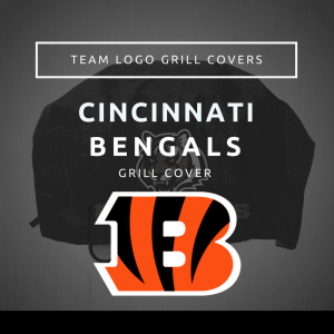 Cincinnati Bengals Team Logo Grill Covers