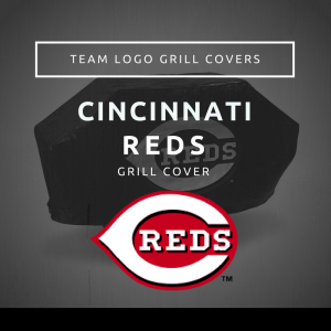 Cincinnati Reds Team Logo Grill Covers