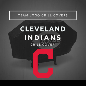 Cleveland Indians Team Logo Grill Covers