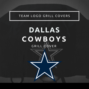 Dallas Cowboys Team Logo Grill Covers