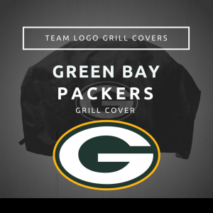 Green Bay Packers Team Logo Grill Covers