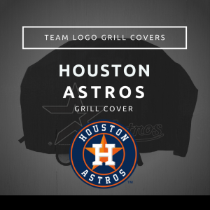 Houston Astros Team Logo Grill Covers