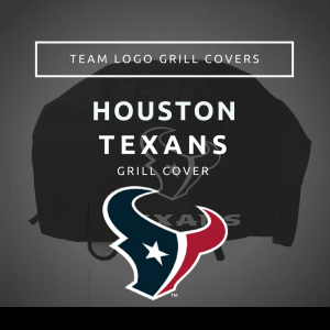 Houston Texans Team Logo Grill Covers