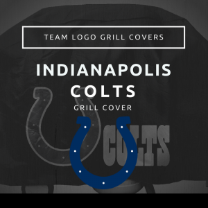 Indianapolis Colts Team Logo Grill Covers
