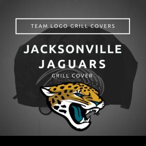 Jacksonville Jaguars Team Logo Grill Covers
