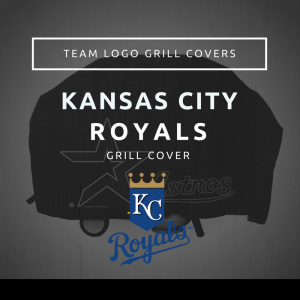 Kansas City Royals Team Logo Grill Covers