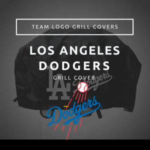 Los Angeles Dodgers Grill Cover