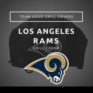 Los Angeles Rams Team Logo Grill Covers
