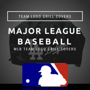 Team Logo Grill Covers MLB