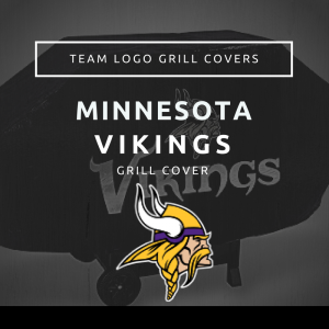 Minnesota Vikings Team Logo Grill Covers