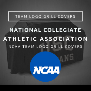 Team Logo Grill Covers, NCAA