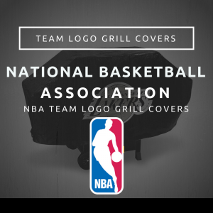 Team Logo Grill Covers NBA