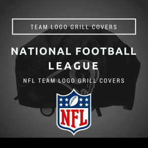 National Football League Team Logo Grill Covers