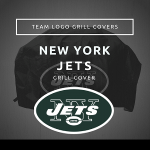 New York Jets Team Logo Grill Covers