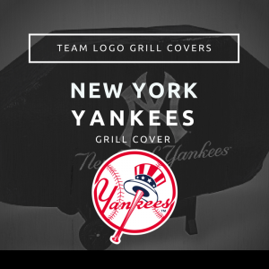 New York Yankees Team Logo Grill Covers