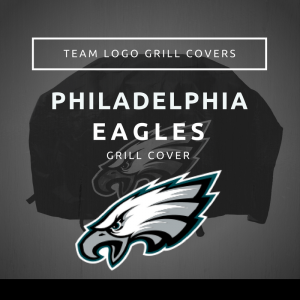 Philadelphia Eagles Team Logo Grill Covers