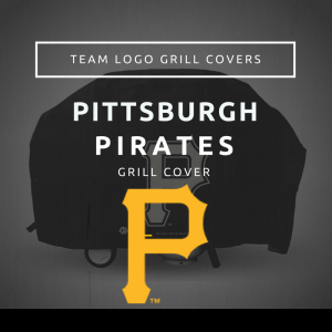Pittsburgh Pirates Team Logo Grill Covers