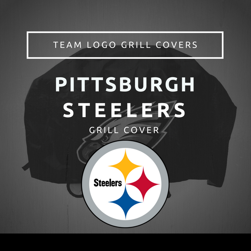 Pittsburgh Steelers Grill Cover Team Logo Grill Covers