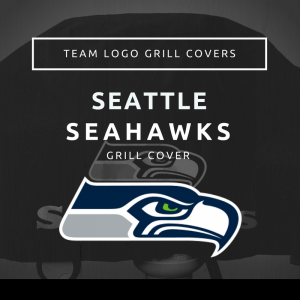 Seattle Seahawks Team Logo Grill Covers