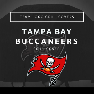 Tampa Bay Buccaneers Team Logo Grill Covers