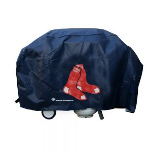 Team Logo Grill Covers, Boston Red Sox