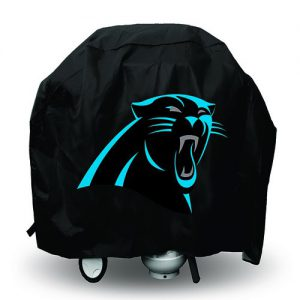 Team Logo Grill Covers, Carolina Panthers