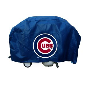 Team Logo Grill Covers, Chicago Cubs