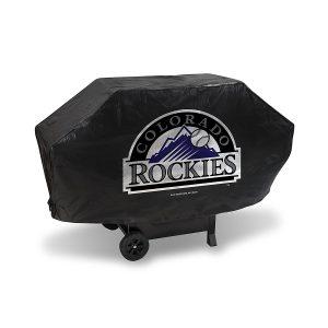 Team Logo Grill Covers, Colorado Rockies