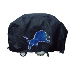 Team Logo Grill Covers, Detroit Lions