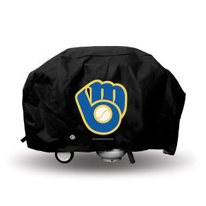 Team Logo Grill Covers, Milwaukee Brewers