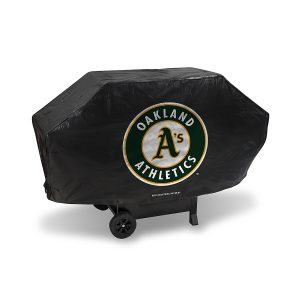 Team Logo Grill Covers, Oakland Athletics