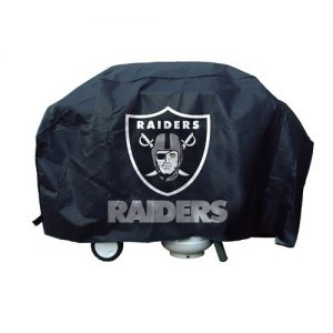 Team Logo Grill Covers, Oakland Raiders