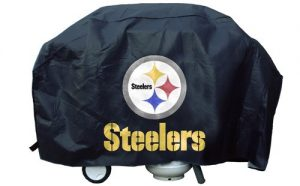 Team Logo Grill Covers, Pittsburgh Steelers