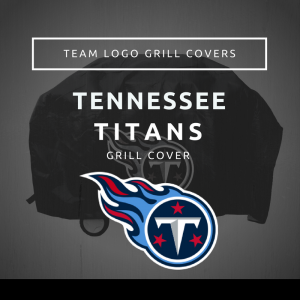 Tennessee Titans Team Logo Grill Covers