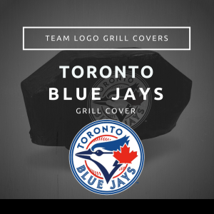 Toronto Blue Jays Team Logo Grill Covers